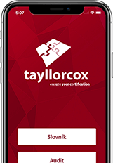 Tayllorcox application